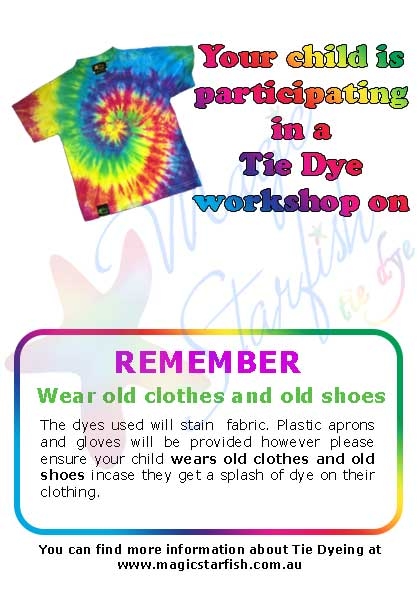 Compare Tie Dye Workshop Kits